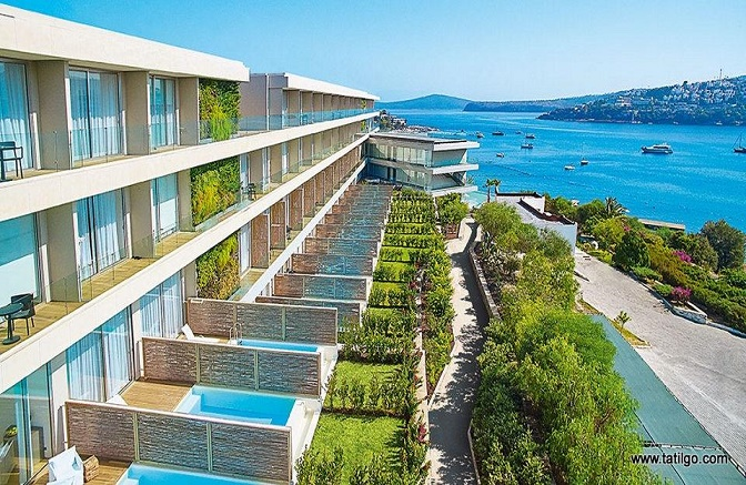 Cape Bodrum Beach Luxury Resort 2015